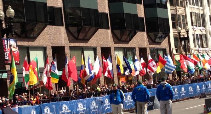 Memorias del atentado al Maratón de Boston2013