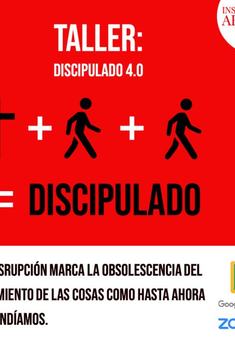 Taller: Discipulado 4.0
